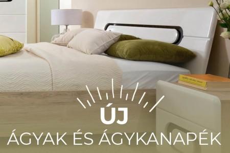 Új ágyak és ágykanapék