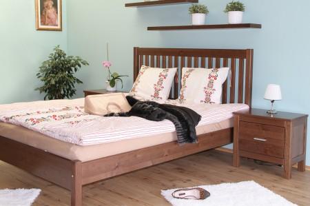 Tömörfa ágyak