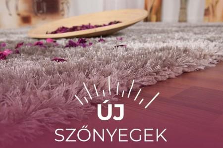 Új szőnyegek