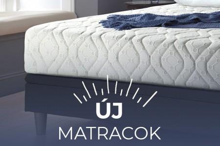 Új matracok