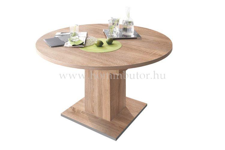 ROSE 120x75 cm bővíthető étkezőasztal