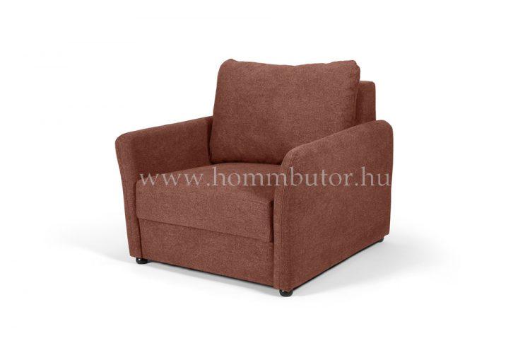 LORA fotelágy 106x98 cm