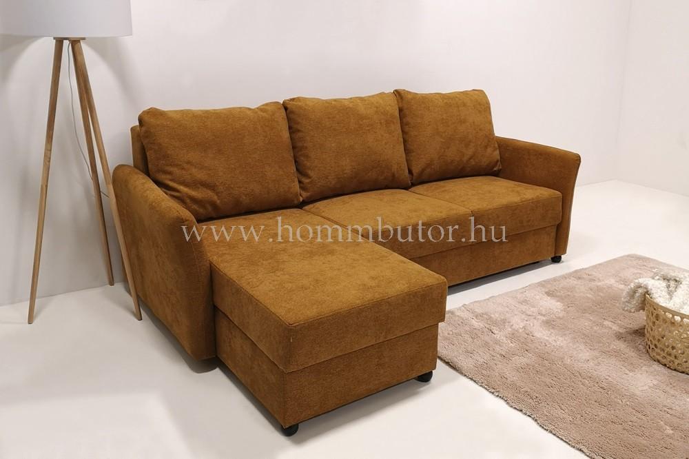 LORA L-alakú ülőgarnitúra 227x158 cm