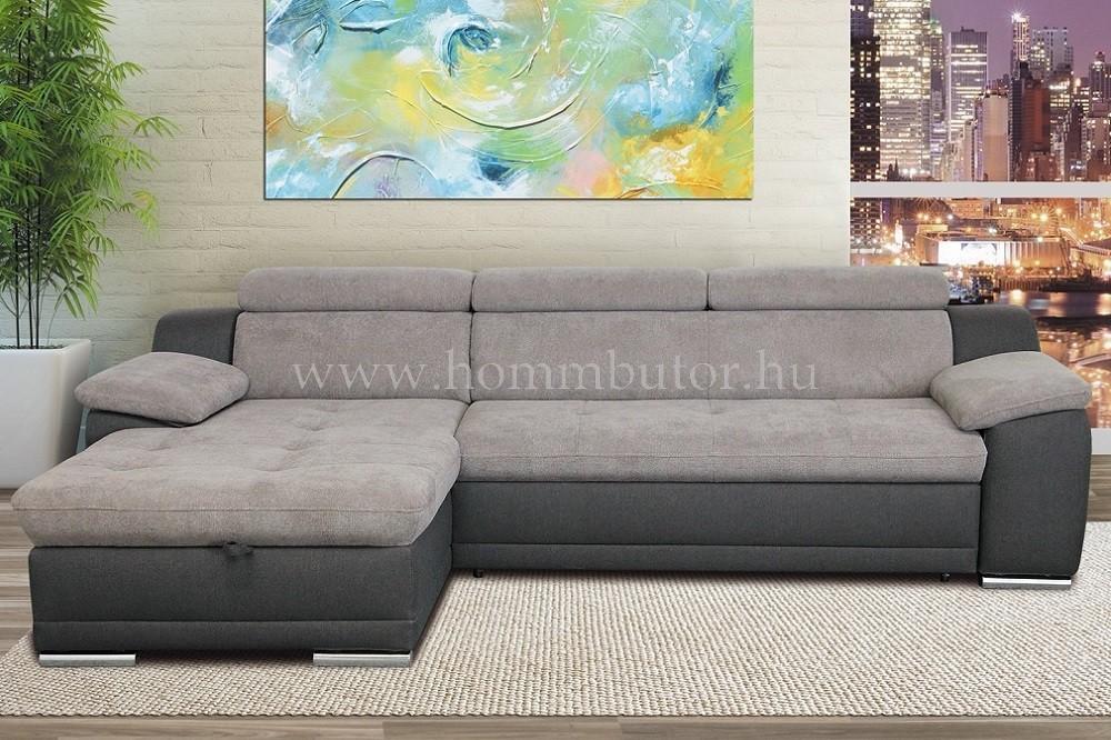 ANAMI L-alakú ülőgarnitúra 272x165 cm