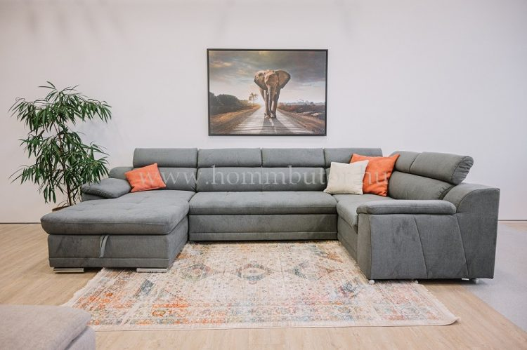 PANAMA U alakú bőr ülőgarnitúra Homm Bútor Sopron | Több,