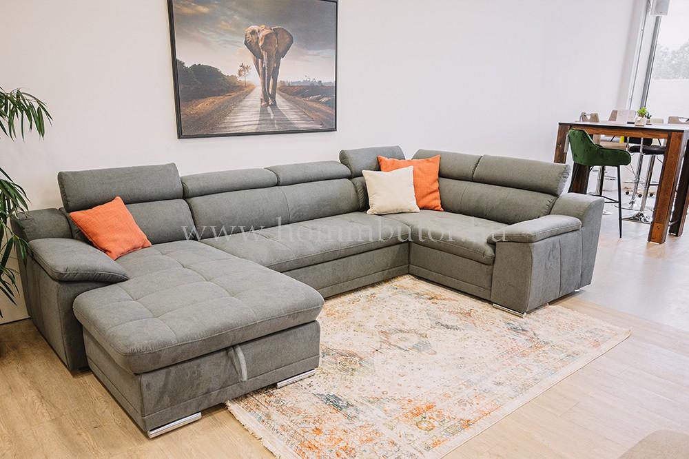 ANAMI U-alakú ülőgarnitúra 339x193/165 cm