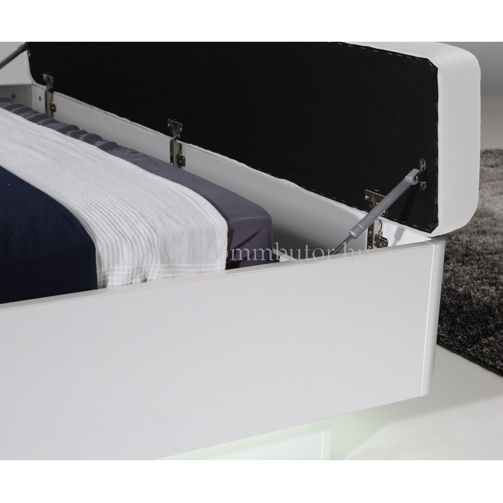 WHITE FLAG fix ágykeret 160/180x200 cm