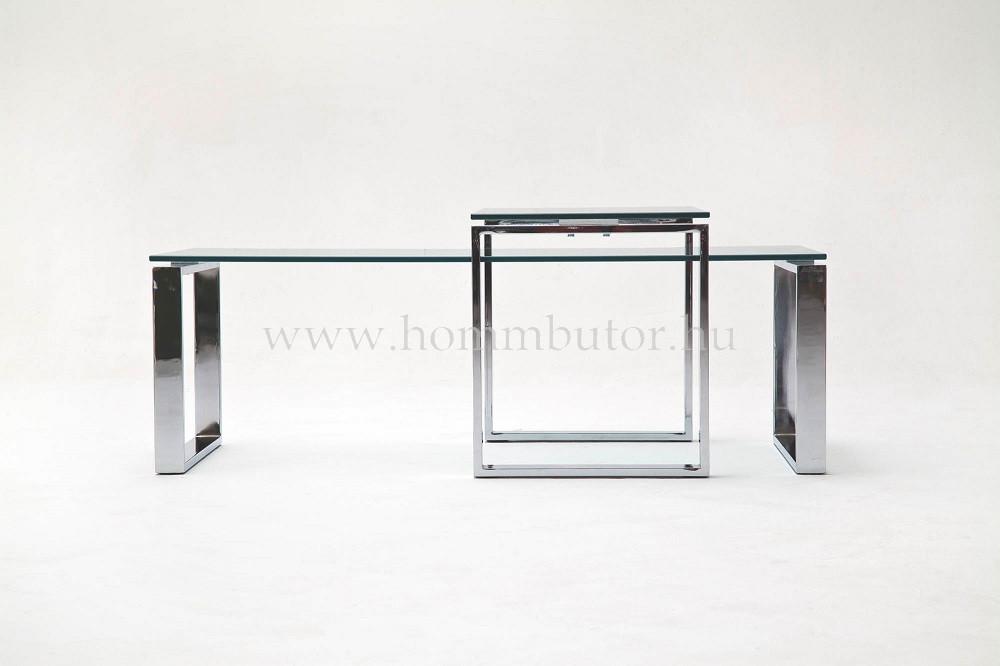 ATINA dohányzóasztal szett 115x69 cm
