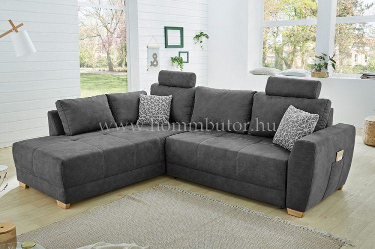 AZUR L-alakú ülőgarnitúra 255x210 cm