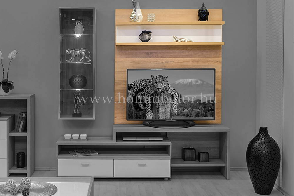 BLING fali panel 122x130 cm