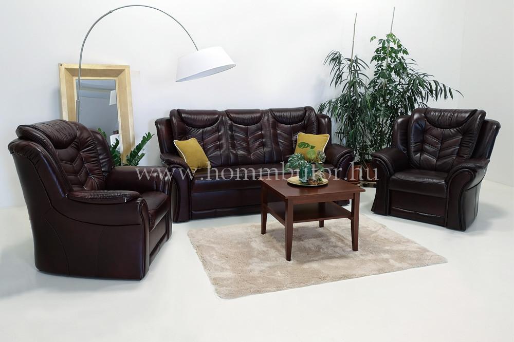 BIANKA 3-1-1 bőr ülőgarnitúra