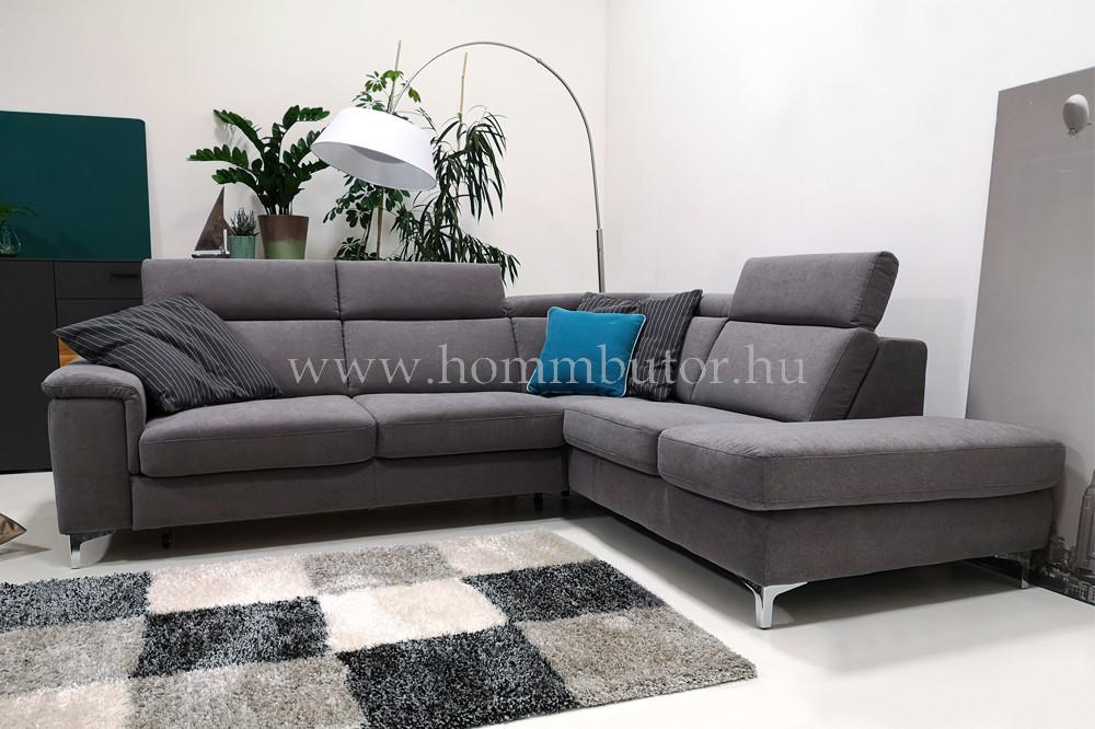 BRAVISSIMO L-alakú ülőgarnitúra 263x214 cm