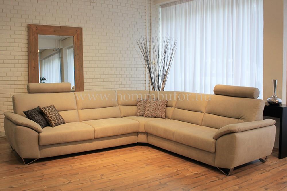 BRUCE L-alakú ülőgarnitúra 290x270 cm