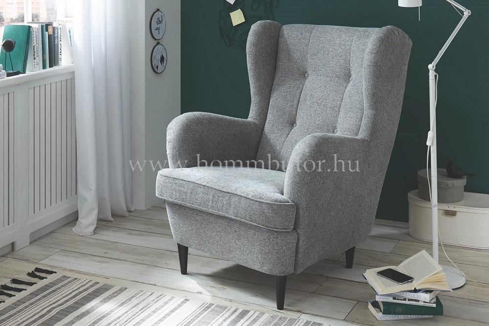 CARLOS fix fotel 68x78 cm