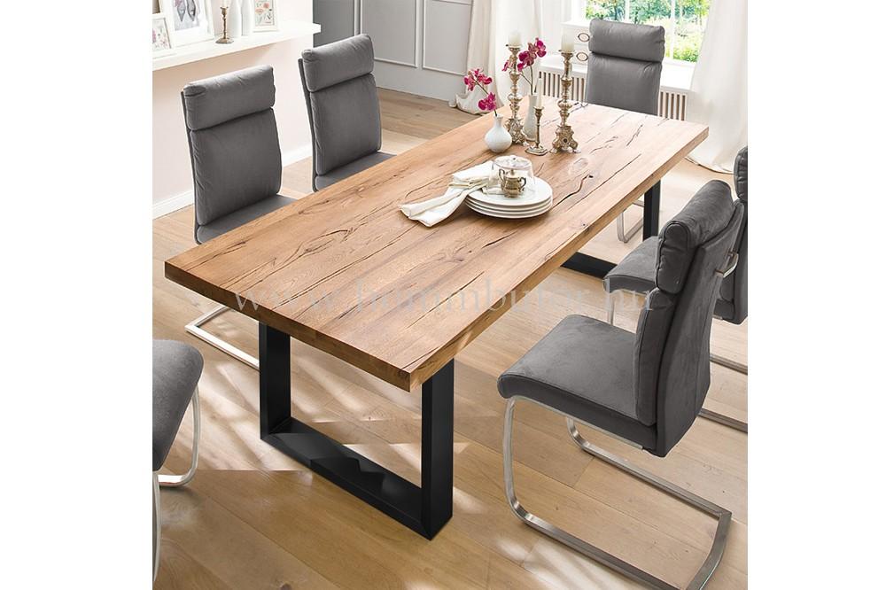 CORALLO fix étkezőasztal 160-260x100 cm