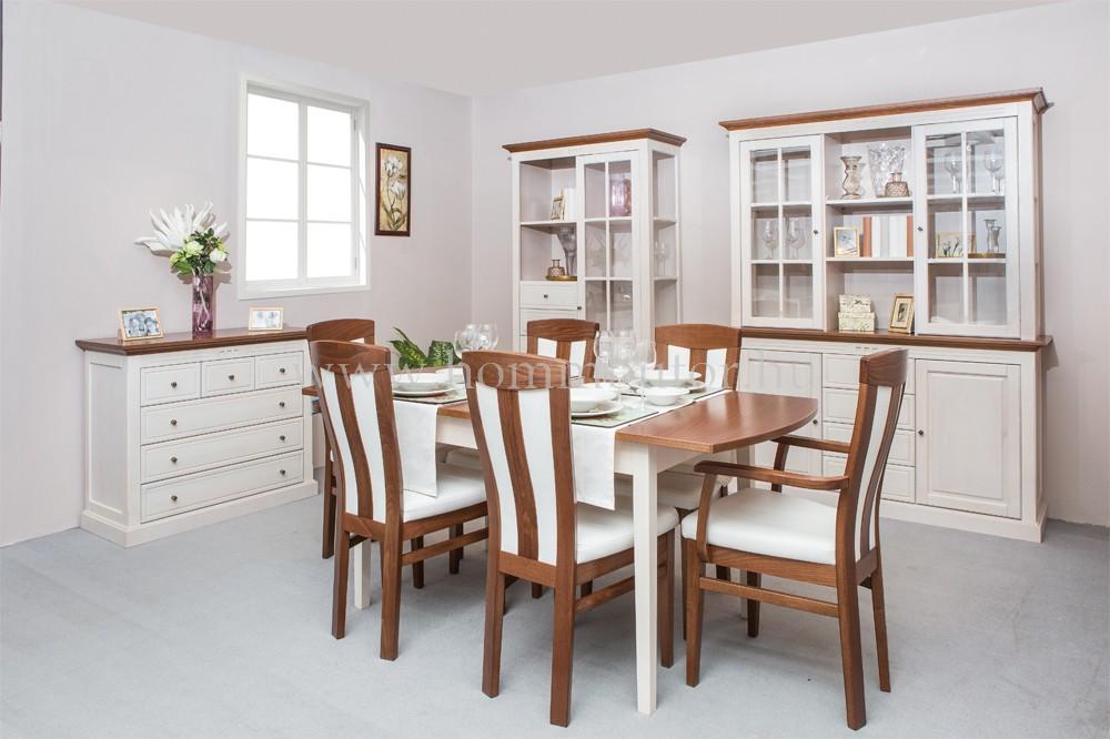 CONCERTO CASTELLO étkezőasztal 140x90 cm bővíthető