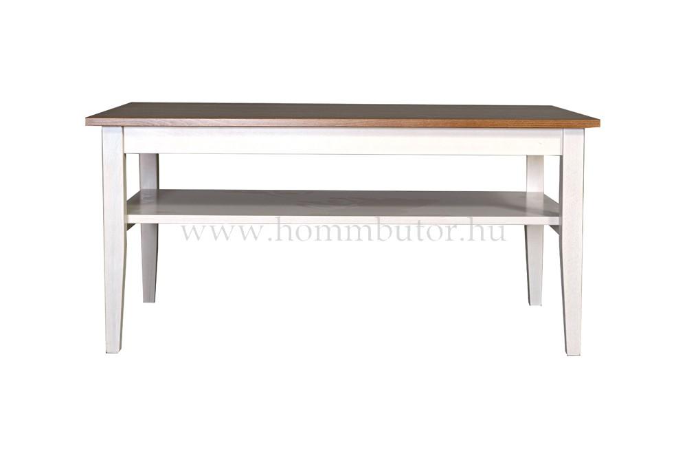 CONCERTO CASTELLO dohányzóasztal 110x65 cm