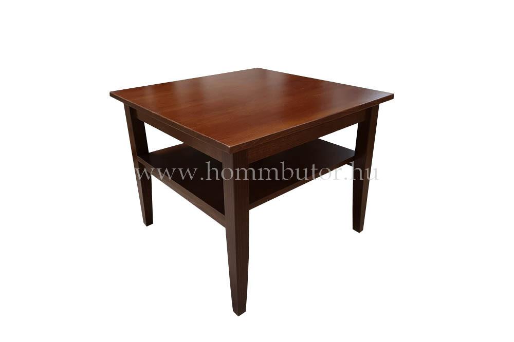 CONCERTO CASTELLO dohányzóasztal 65x65 cm