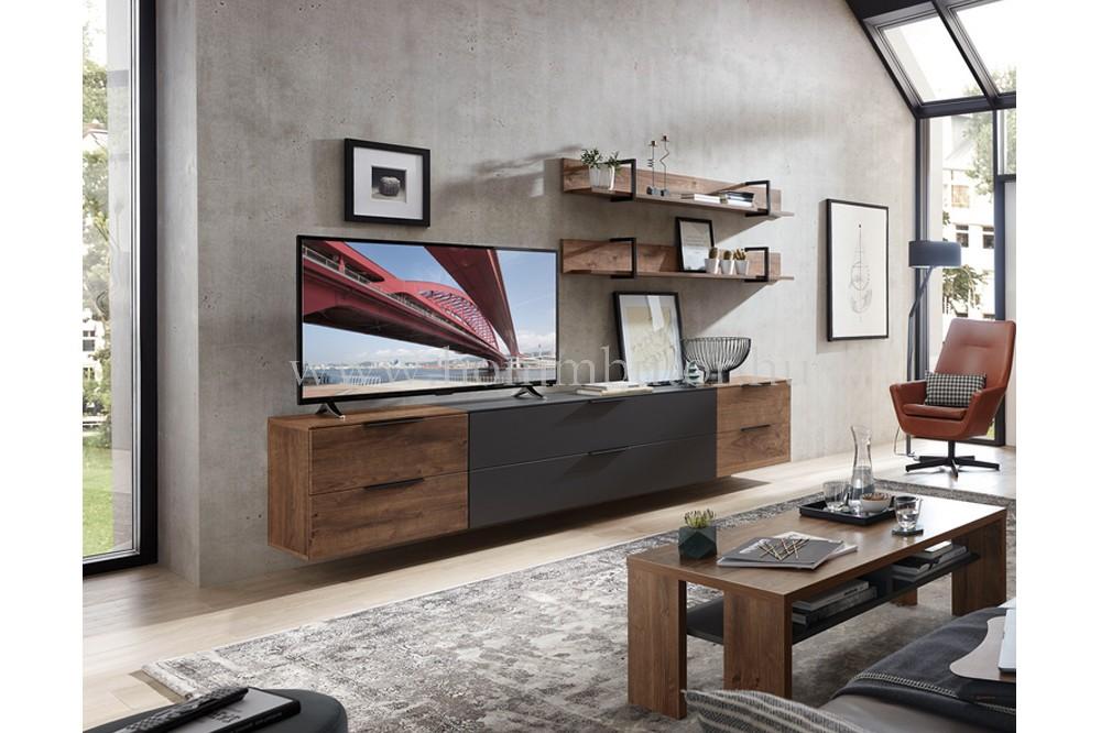DIANA elemes nappali összeállítás 290x172 cm