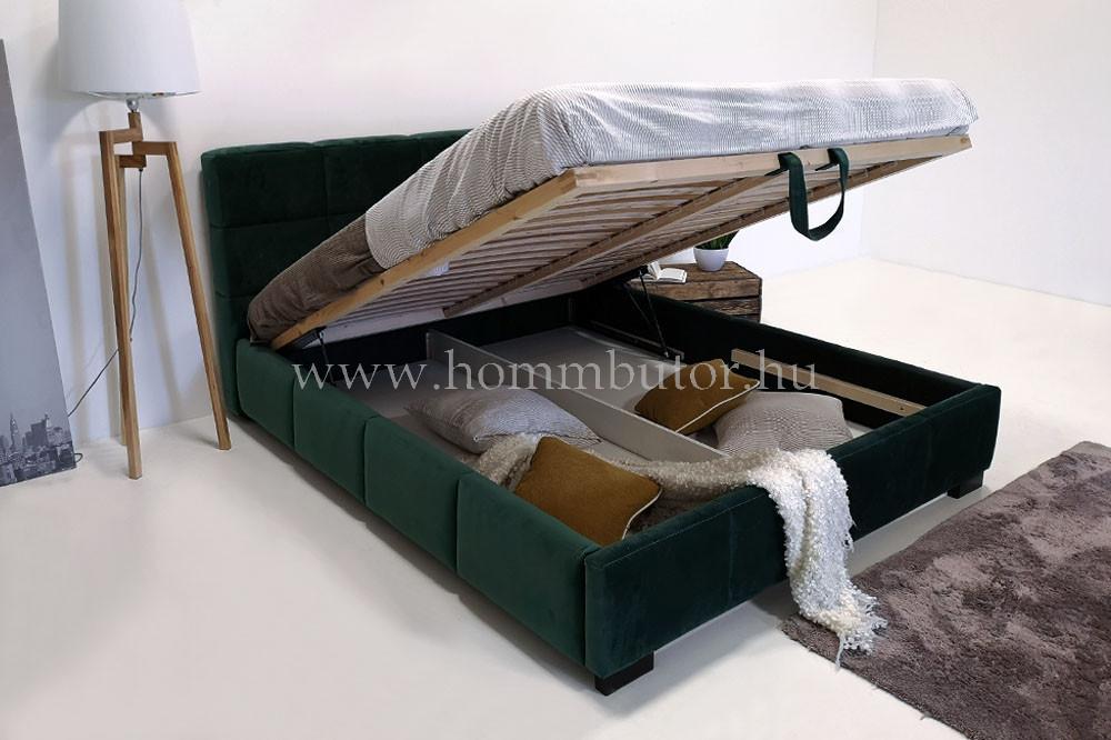 DORINA ágyneműtartós ágykeret 180x200 cm