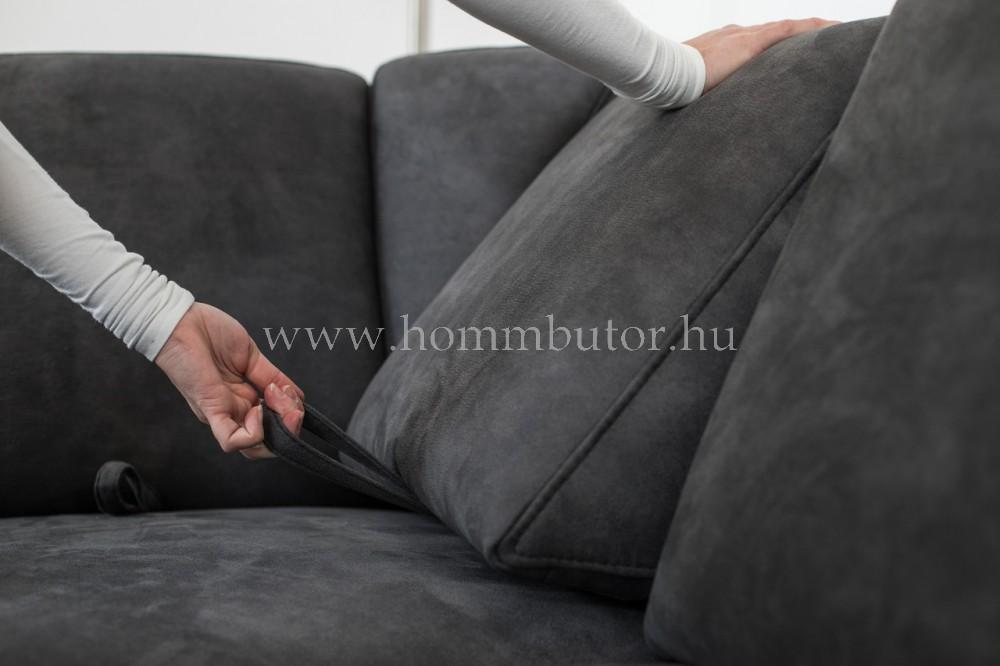 DYSON U-alakú ülőgarnitúra 315x218/170 cm