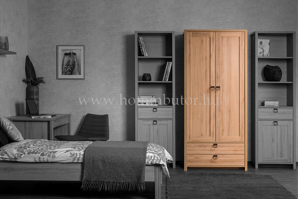 FARMER akasztós szekrény 89x198 cm