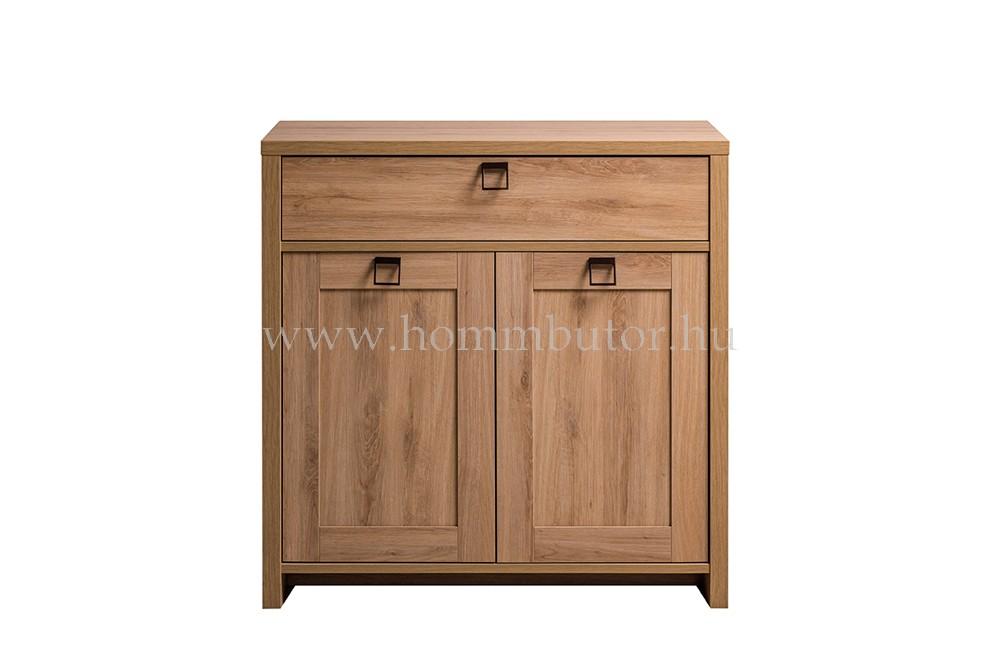 FARMER komód 2 ajtós 1 fiókos 89x90 cm