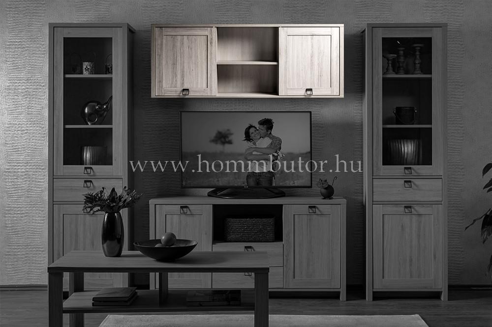 FARMER fali szekrény 2 ajtós 159x65 cm