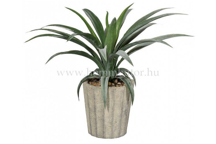 FIKUSZ élethű növény dekoráció 40 cm magas