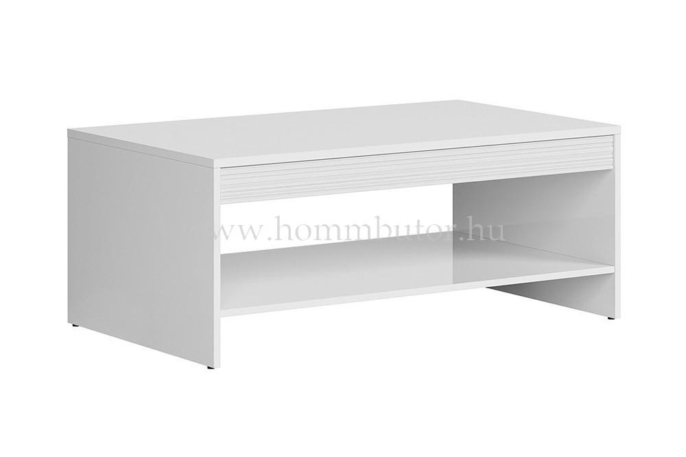 FLAMES dohányzóasztal 65x110 cm