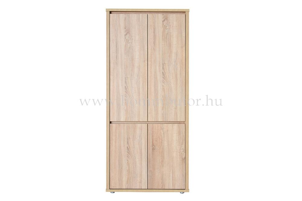 FREE nyílóajtós polcos szekrény 89x197 cm