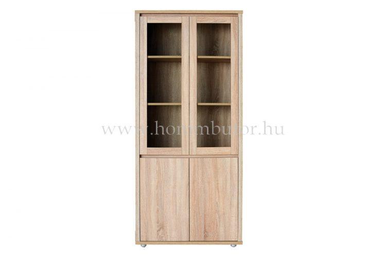 FREE vitrines szekrény 89x197