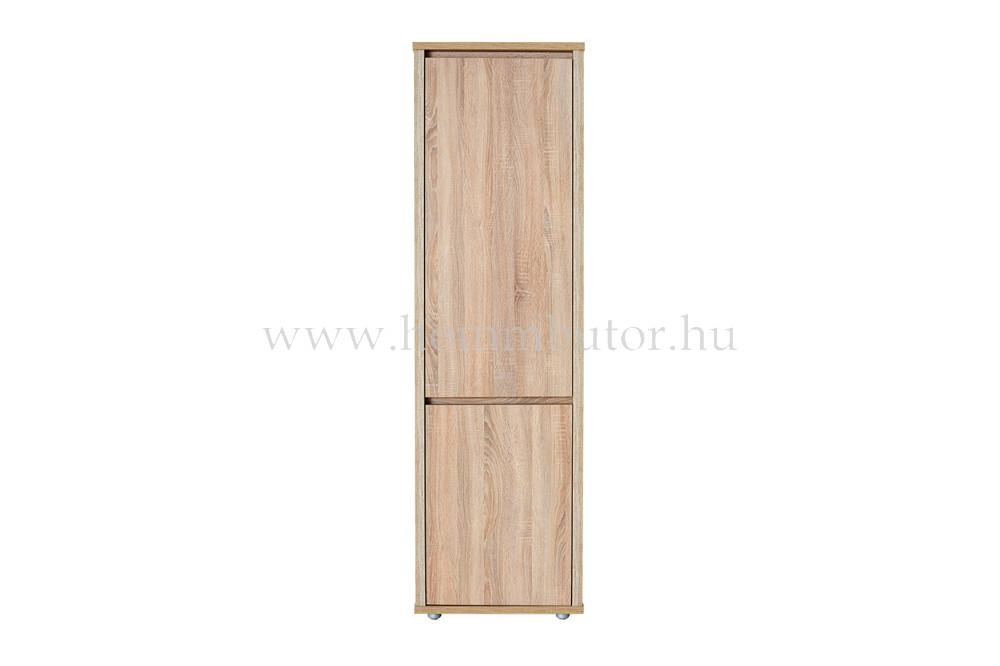 FREE nyílóajtós polcos szekrény 58x197 cm