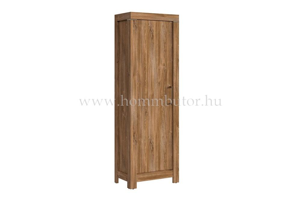 GENT szekrény 1 ajtós 66x201 cm