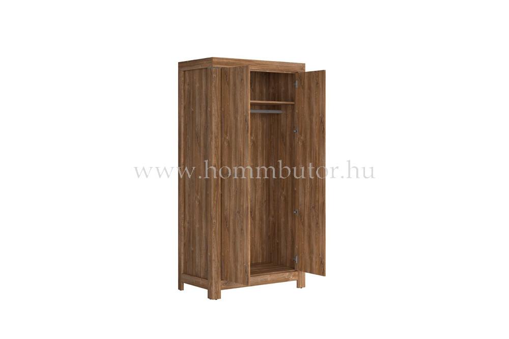 GENT akasztós szekrény 98x201 cm