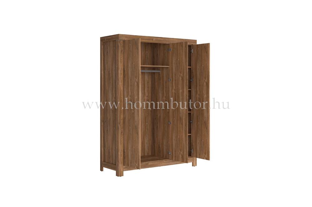GENT akasztós szekrény 150x210 cm