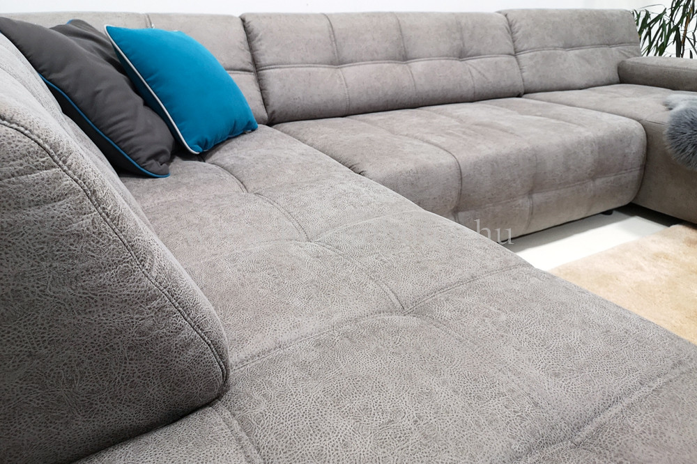 GROOVE U-alakú ülőgarnitúra 348x231/173 cm