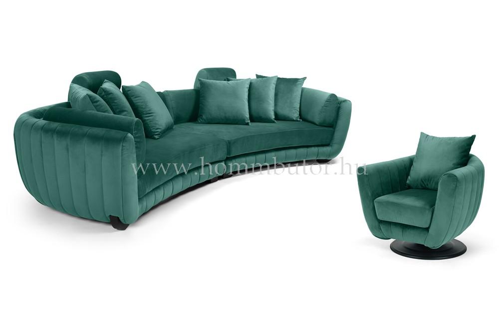 HANNA 5 személyes kanapé 310x137 cm