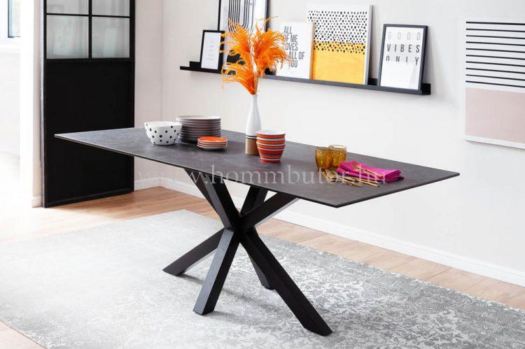 HEAVEN fix étkezőasztal 100x200 cm