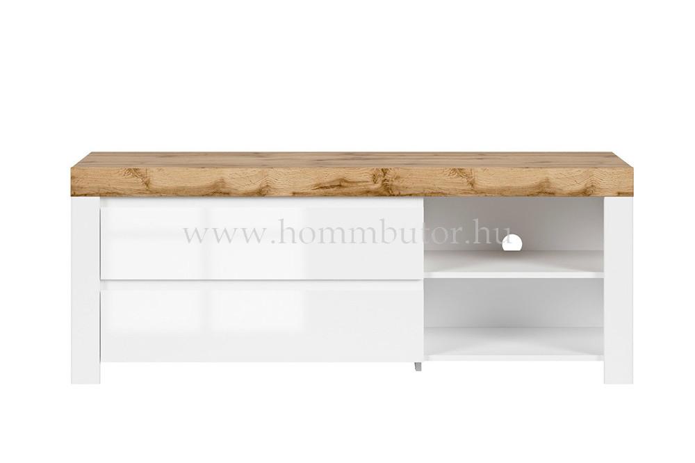HOLTEN TV-állvány 2 fiókos 156x61 cm