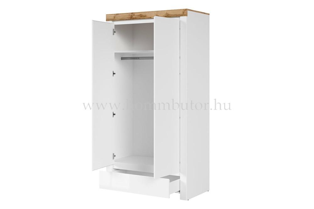 HOLTEN akasztós szekrény 106x204 cm