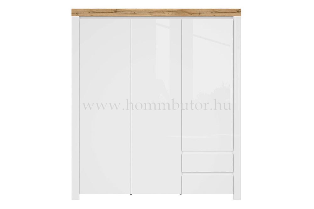 HOLTEN akasztós szekrény 180x204 cm