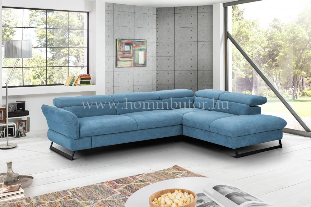 HONDURAS L-alakú ülőgarnitúra 270x225 cm tárolós ülőkével
