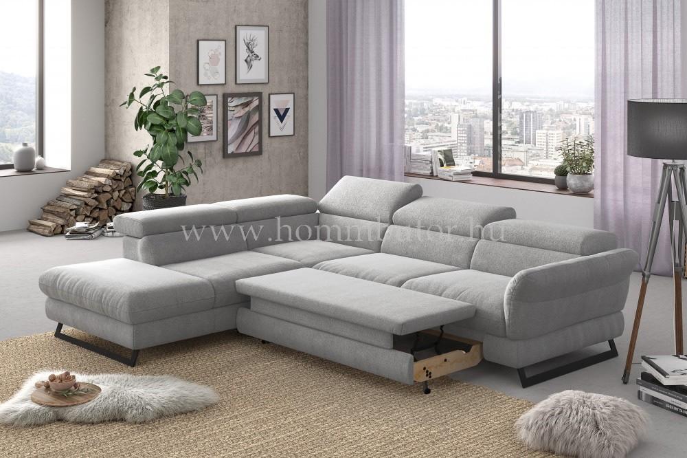 HONDURAS L-alakú ülőgarnitúra 270x225 cm