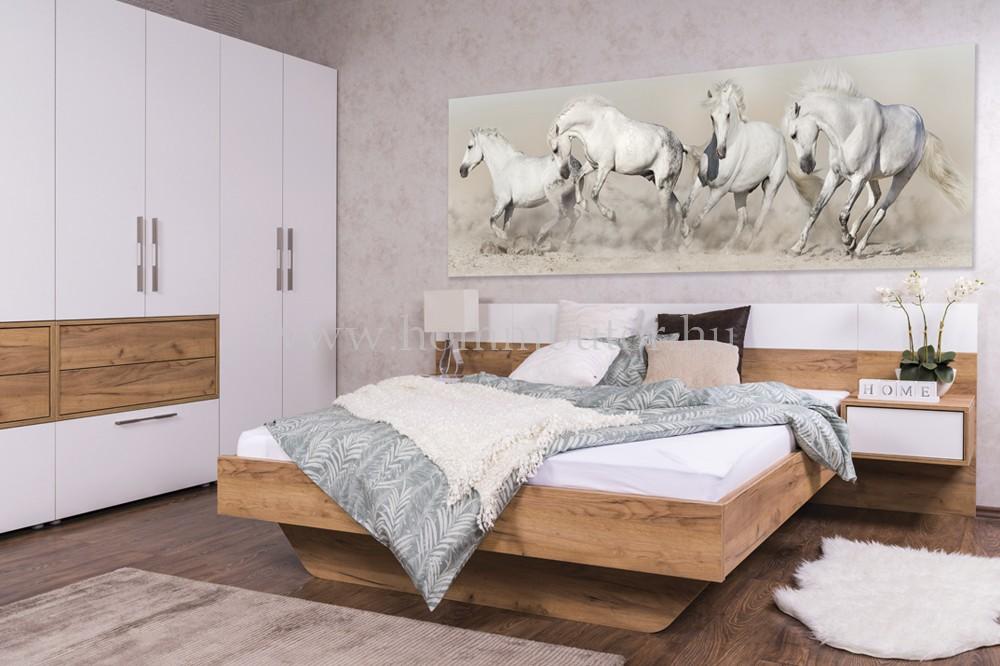 DILL éjjeliszekrény 51x43 cm FA és SA ágyakhoz