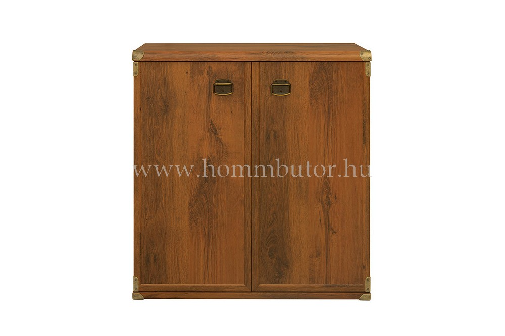 INDIANA komód 2 ajtós 80x87 cm