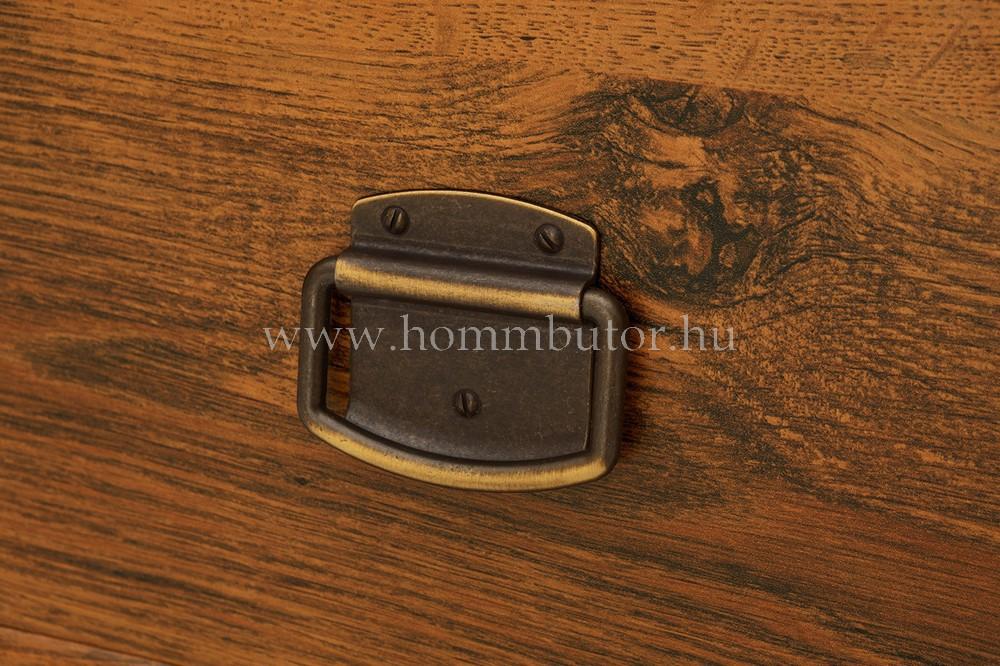 INDIANA komód 6 fiókos 50x127 cm