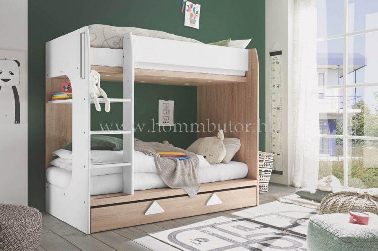 JAFFA emeletes ágy 90x200 cm