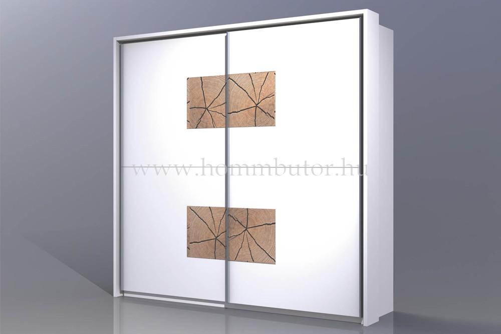 JOOS tolóajtós gardróbszekrény 170x195 cm