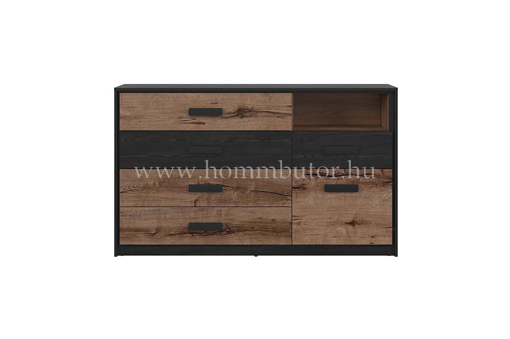 KASSEL elemes hálószoba bútorcsalád